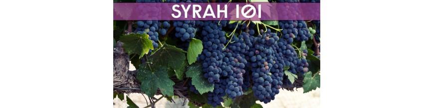 Syrah (or Shiraz)
